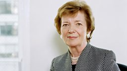 Image for Mary Robinson - What makes us human?