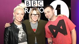 Image for Tonight Alive & Thrash Hits with Edith Bowman