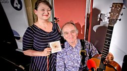 Image for Eliza and Martin Carthy (A-Side)