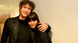 Image for Neil Gaiman, Annabel Scholey and Oliver Cotton