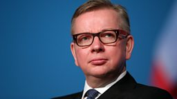Image for Michael Gove, The Full English, Forbidden Music