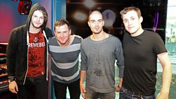 Image for Innuendo Bingo with The Wanted