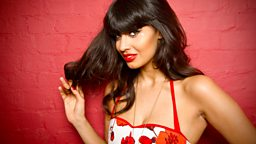 Image for Jameela Jamil sits in for Sara
