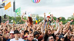 Image for Live from Glastonbury 2013
