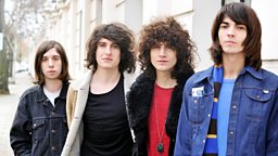 Image for Temples, plus BBC Introducing @ Glastonbury