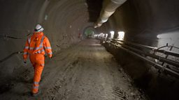 Image for Crossrail - Tunnelling under London