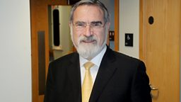 Image for Chief Rabbi, Lord Sacks