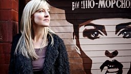 Image for Mary Anne Hobbs sits in