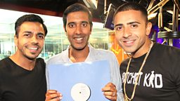 Image for Jay Sean reunited with Juggy D & Rishi Rich