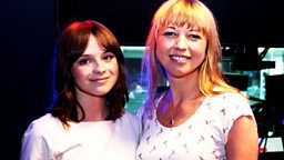 Image for Gabrielle Aplin in the Live Lounge
