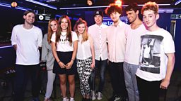 Image for Clean Bandit In The Live Lounge!