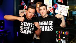 Image for Scott Is Not The Same and Average Chris