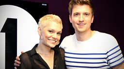 Image for Jessie J Drops By To See Greg