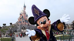 Image for The Opening of Euro Disney