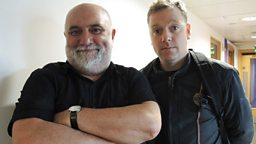 Image for Summer Season of Guest Editors with Alexei Sayle