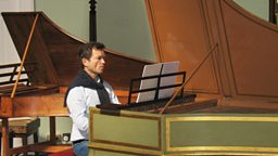 Image for Christophe Rousset at the Edinburgh Festival