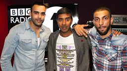 Image for Jassi Sidhu exclusive and TaZzZ & Immi in the studio