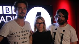 Image for Frank Turner and TLOBF with Edith Bowman