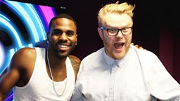 Image for Jason Derulo in the Live Lounge