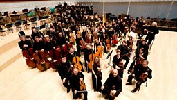 Image for BBC SSO - Varese, Berio