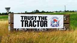 Image for The Red Tractor label
