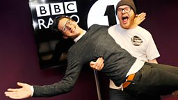 Image for Dan Croll in the Live Lounge