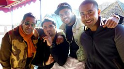 Image for Studio time with Jay Sean, Rishi Rish & Juggy D!