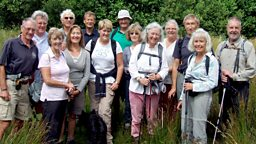 Image for The Tuesday Walkers of North Devon