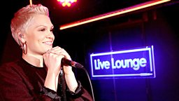 Image for Jessie J in the Live Lounge