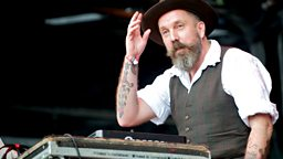 Image for Andrew Weatherall on Festival Number 6