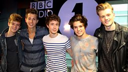 Image for The Vamps play 'Interview The Banned'