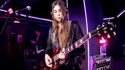 Image for HAIM in the Live Lounge