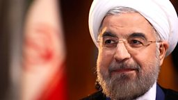 Image for Hassan Rouhani