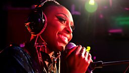 Image for Laura Mvula does Pink