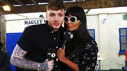 Image for James Arthur and Teen Awards 2013 Line-Up