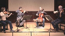 Image for Wigmore Hall: Cuarteto Casals