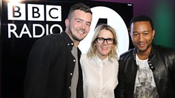 Image for John Legend and Eton Messy with Edith Bowman