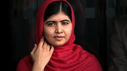 Image for Malala: Shot for Going to School