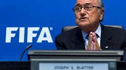 Image for Sunshine and Politics: Sepp Blatter in the Cayman Islands