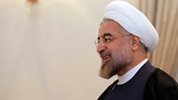Image for Rouhani's First 100 Days