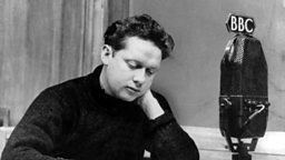 Image for The Death of Dylan Thomas