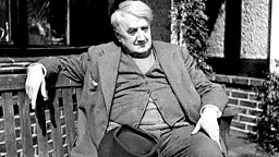 Image for Vaughan Williams in the BBC Archives