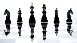 Image for Simultaneous Display - Chess on the Air