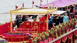 Image for The Diamond Jubilee Thames Pageant