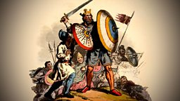 Image for Offa, King of the Mercians
