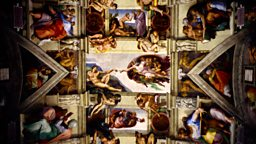 Image for God and the Sistine Chapel