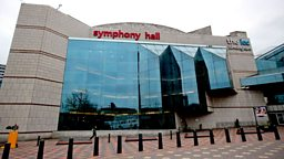 Image for Live from Symphony Hall, Birmingham