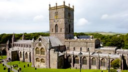 Image for Live from St Davids Cathedral in Wales