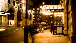 Image for Live from the Wigmore Hall in London