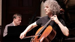 Image for Wigmore Hall: Steven Isserlis and Stephen Hough